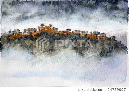 Castle in the sky Takeda castle 24779097