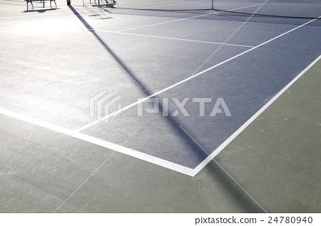 테니스 코트 24780940