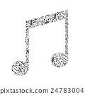 music, vector, musical 24783004