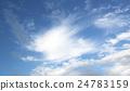天空 藍色 藍 24783159
