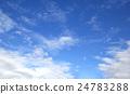 蓝色 云彩 云 24783288