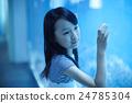 人 水族館 兒童 24785304
