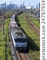 貨運列車 jr貨運 電機 24787934