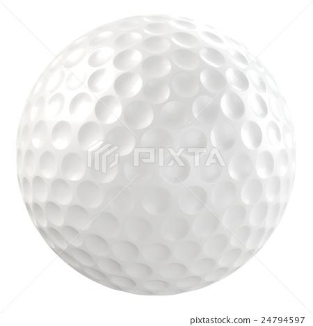 高爾夫球 24794597