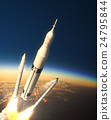 Space Launch System Solid Rocket Boosters 24795844