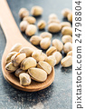 The pistachio nuts. 24798804
