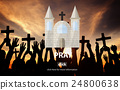 Pray Prayer Religion Spiritual Confession Faith Concept 24800638