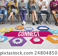 communicate connect friendship 24804850