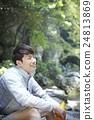 등산, 하이킹, 트레킹 24813869