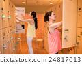 locker, room, female 24817013