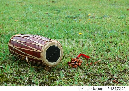 Ethnic musical instruments, Murridangam / Chaffacious 24817293