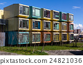 Amersfoort, Colorful student accommodation 24821036