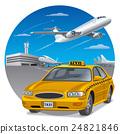 taxi sedan car 24821846