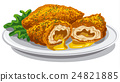 chicken kiev cutlets 24821885