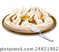 ice cream tart 24821902