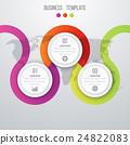 vector, infographic, design 24822083