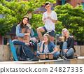 teenagers, music, playing 24827335