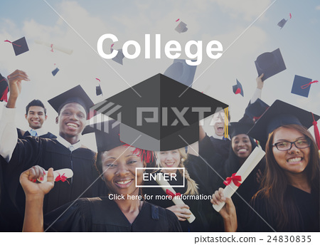 Academic College Learning School Studying Concept 24830835