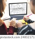 design, handwriting, ideas 24832171