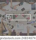 Brand Branding Logo Label Business Concept 24834674