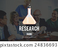 Research Results Report Facts Exploration Discovery Concept 24836693