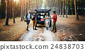 People Friendship Hangout Traveling Destination Camping Concept 24838703