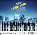 Galaxy Astronomy Exploration Nebular Concept 24840045
