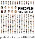 diversity flat design 24845040