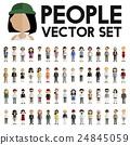 diversity flat design 24845059