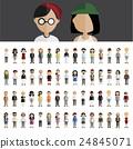 人物 多樣性 flat 24845071