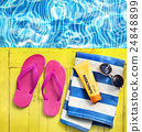 Summer Chill Collection Colorful Leisure Fresh Concept 24848899
