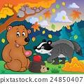 forest, wildlife, animal 24850407