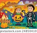 Halloween costumes theme image 2 24850410