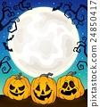 Halloween pumpkins theme image 8 24850417
