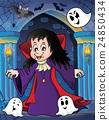 Vampire girl theme image 2 24850434