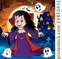 Vampire girl theme image 3 24850435