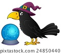 Witch crow theme image 1 24850440