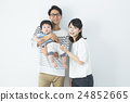 family, parents, baby 24852665