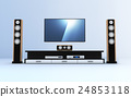 audio, theater, home 24853118