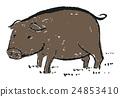 돼지 24853410