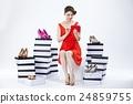 여성 쇼핑 세일 24859755
