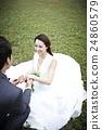 혼례, 결혼식, 브라이덜 24860579