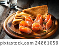 crepes with salmon 24861059