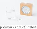 timepiece, watch, oral medicine 24861644