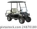 Golf car black 24870180