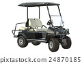 Golf car transport 24870185