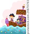 糖果 兒童 孩子 24870763