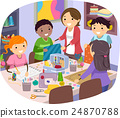 Stickman Kids Sewing Class 24870788