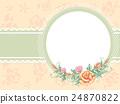 Floral Frame 24870822
