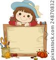 Rag Doll Sewing Kit Frame 24870832